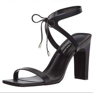 Nine West 'Longitano' Square Toe Sandals
